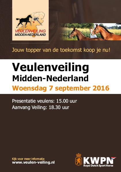 178164832a45f5 Veulenveiling Midden-Nederland - Catalogus online te lezen